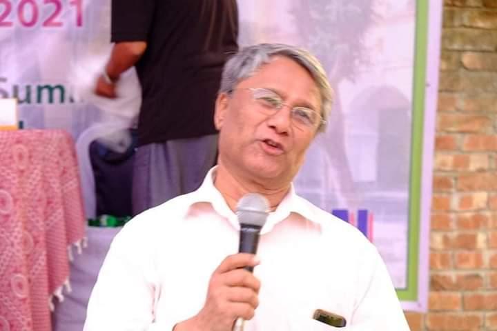 Dr. James Tejosh Das